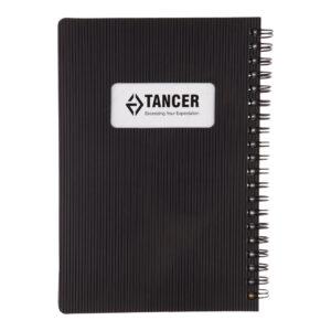 دفترچه یادداشت 100 برگ تنسر
